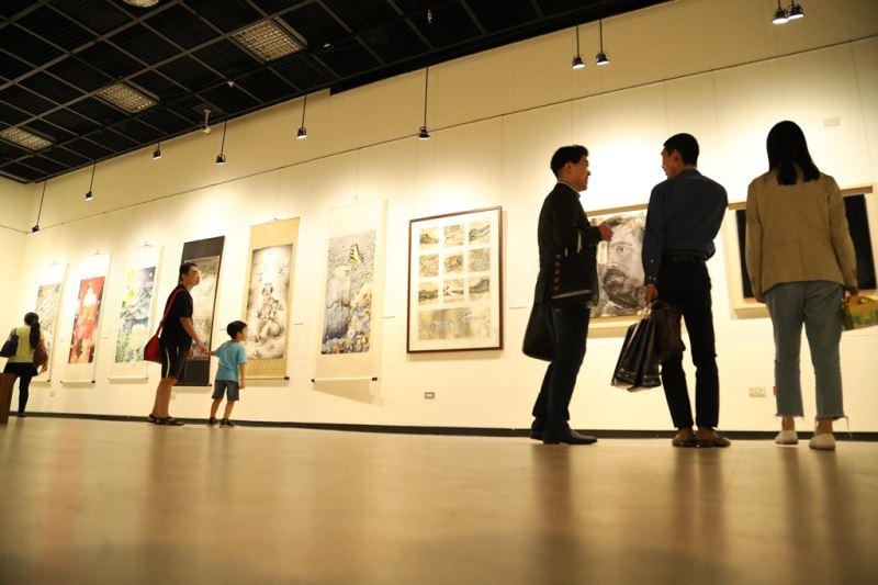 中正紀念堂展覽現場 (7)
