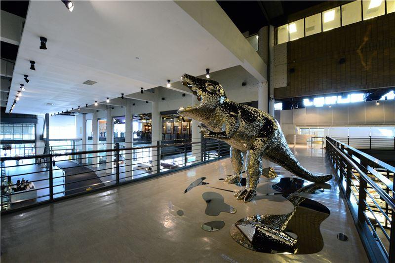 國美館「賴純純:仙境」展場