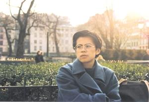 邱妙津肖像照(來源/印刻文學生活雜誌出版有限公司)