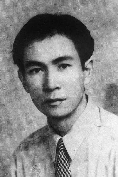 呂赫若肖像照(來源/印刻文學生活雜誌出版有限公司)