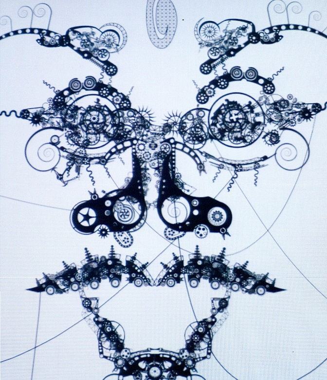 HUANG Hsin-Chien〈Expression Chassis〉Detail