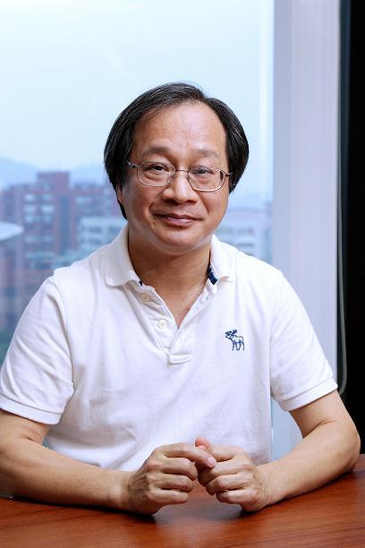 Photo of Xiao Ye (Hsiao Yeh) (Source: Wenhsun Magazine Press)