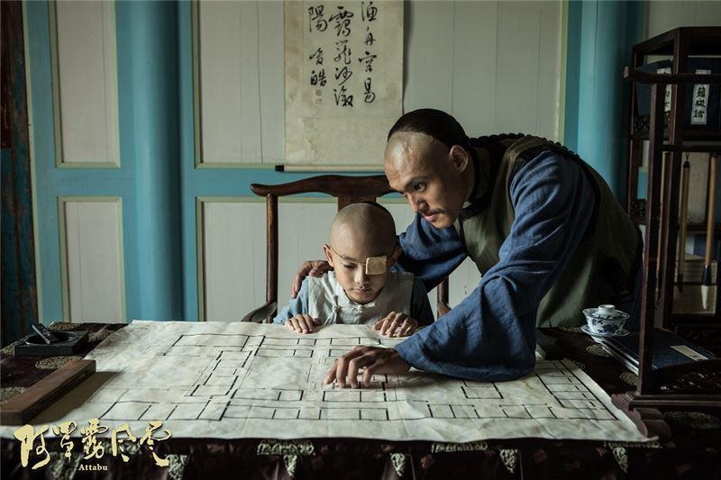 李崗監製、許明淳導演,結合劇情片、紀錄片、學術三界的力量,耗時五年,原本預計分為三集,後縮減為上、下兩集。