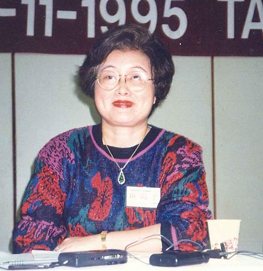 Photo of Ou Yangzi (Source: Wenhsun Magazine Press)