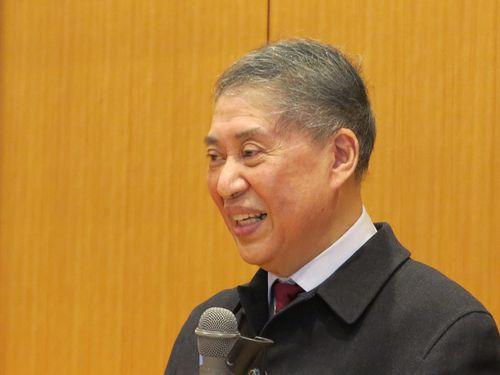 Writer Pai Hsien-yung (2013 file photo).