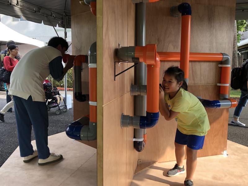 「兒權傳聲筒」活動挑戰親子默契