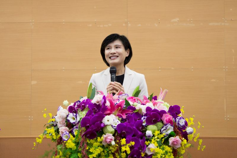 Ministro Cheng Li-chiun