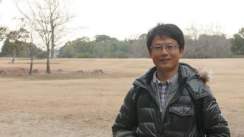 Photo of Zhang Jinghong (Chang Ching-hung) (Source: Zhang Jinghong)