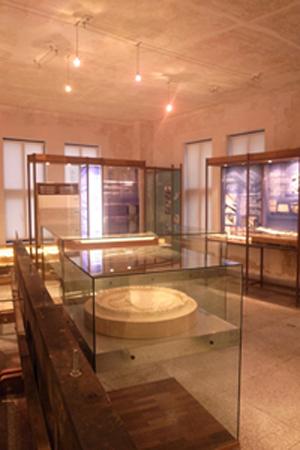 古蹟修復室展區