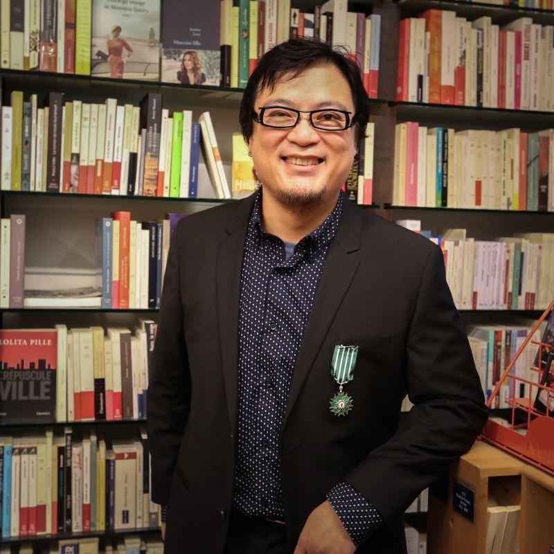 Wu Kun-yung, Photo©Aurélie Kernaléguen, BFT