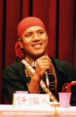 Photo of Ahronglong Sakinu (Source: Taiwan Indigenous Voice Biography Magazine)