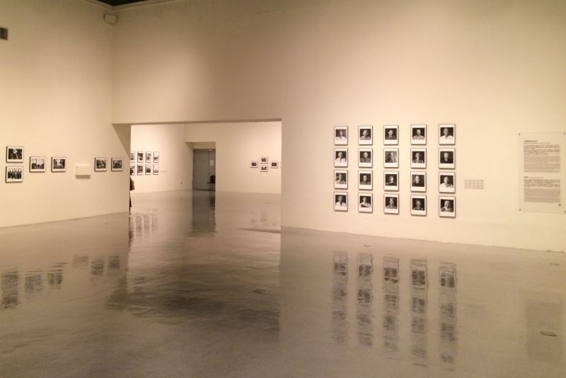 國美館「回望─臺灣攝影家的島嶼凝視 1970s - 1990s」展場 (2)