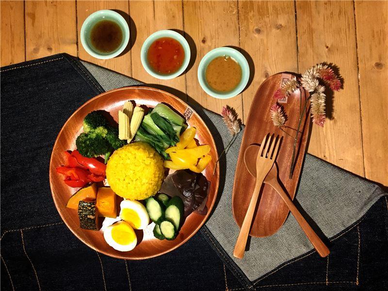 在地小農水煮料理(素食鮮蔬)