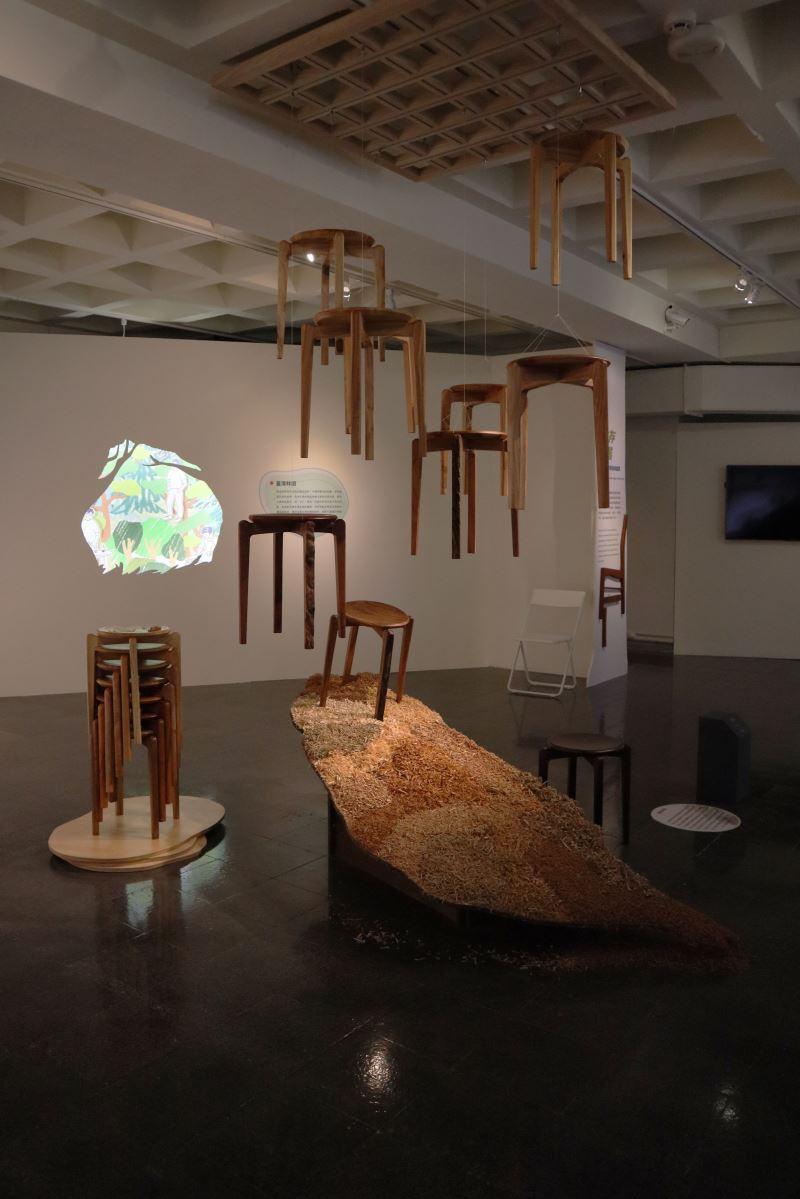 Formosa Forest Form - Li Design