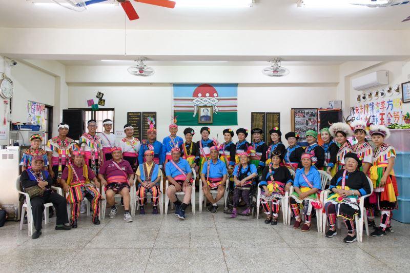 重要傳統表演藝術保存者-阿美族馬蘭Macacadaay保存者-杵音文化藝術團