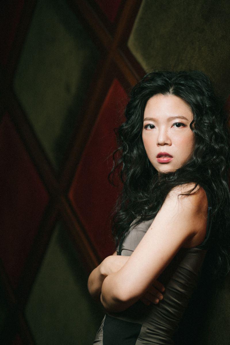 圖1-3:爵士金三角黃瑞豐(爵士鼓)、金木義則(貝斯)、許郁瑛(鋼琴),將帶來由臺灣歌謠改編的爵士樂。
