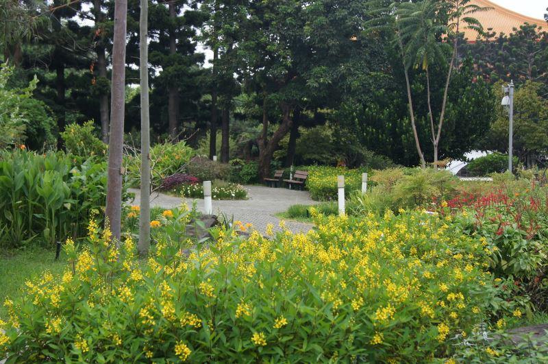 多彩多姿的樂活花園