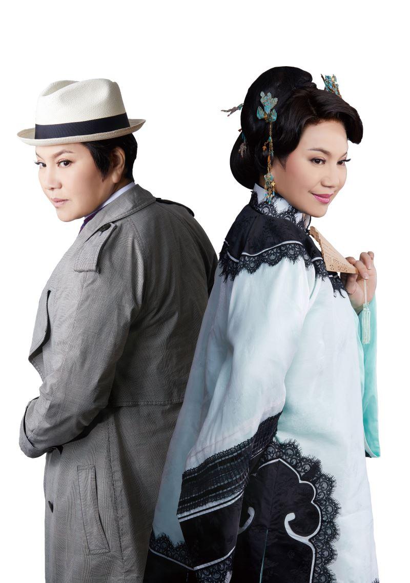歌仔戲中的坤生已成為一種臺灣特殊的舞台文化。唐美雲在《月夜情愁》中同時扮男又扮女。