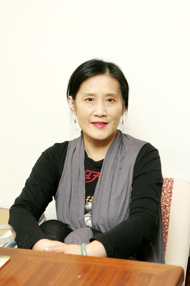 Photo of Zhou Fenling (Source: Chiu Ko Publishing Co. Ltd.)