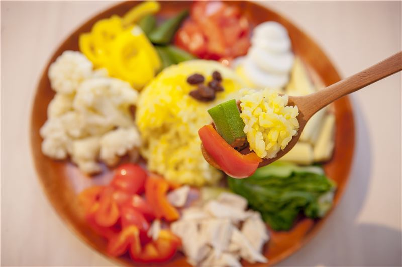 提供健康少油少鹽的料理