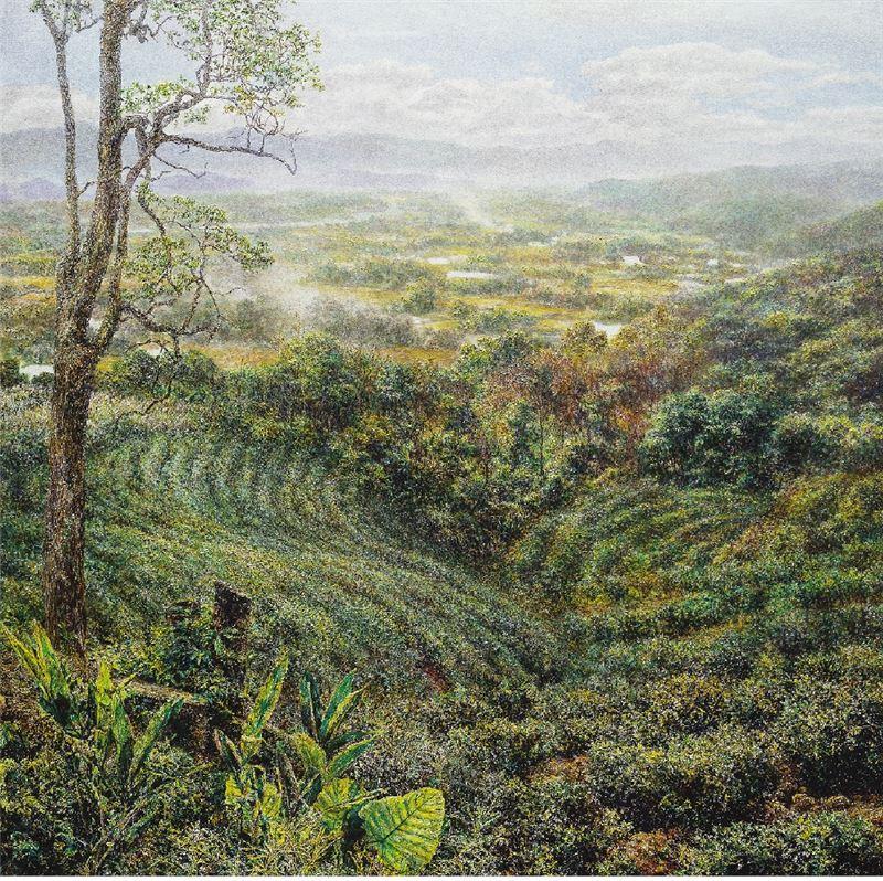 HUNG Tien-Yu〈Miaoli Quartet〉Detail