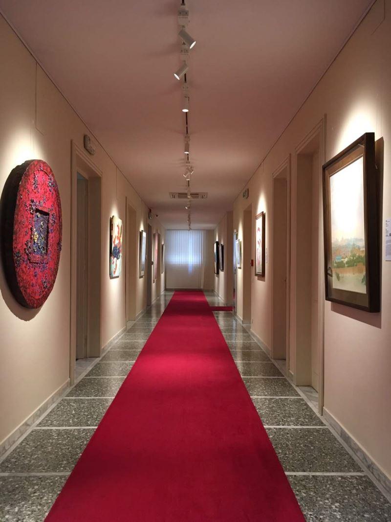 世界之光-台灣當代藝術展 展覽現場