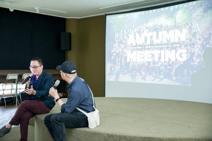 Filmmaker Phan Dang Di (Vietnam)