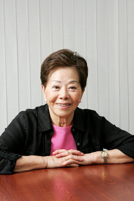 於梨華肖像照(來源/文訊雜誌社)
