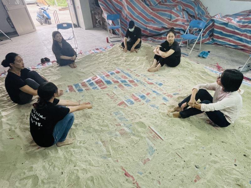 1100327-2021綠島人權藝術季-如願已償-換物計劃工作坊 # 公館社區活動中心