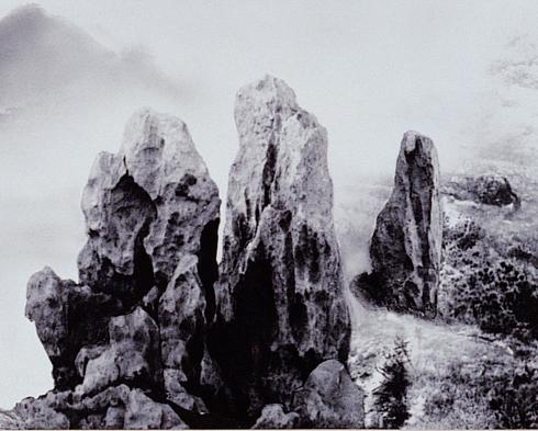 郎靜山 湖山攬勝(局部5)-全圖
