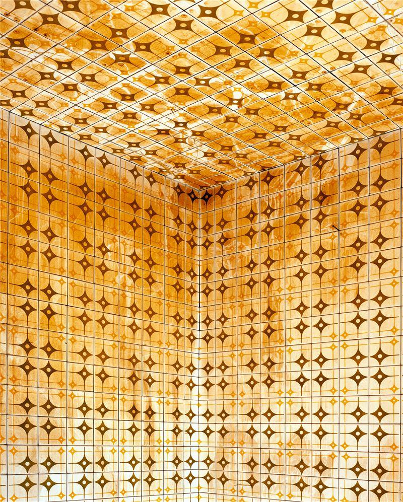陳伯義〈層跡(高雄 紅毛港 海汕1路28號-楊有益宅-I)〉2007 UV輸出於鋁塑版 152×122 cm