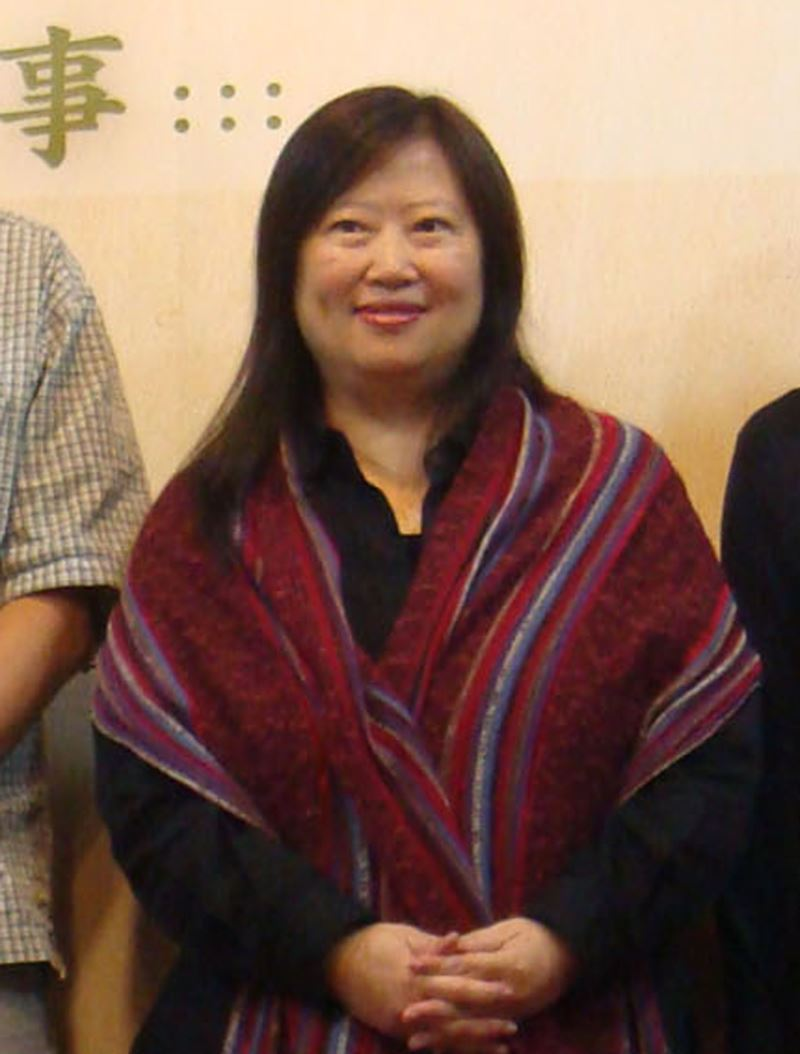 Food writer Han Liang-lu