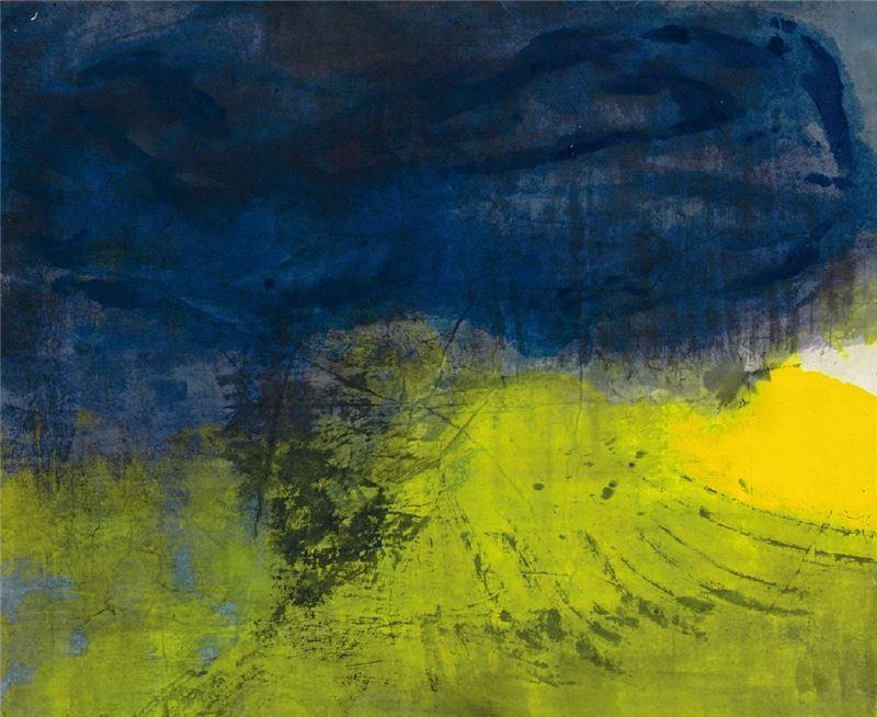 LEE Chung-chung〈A Love Affair with the Mountain〉Detail