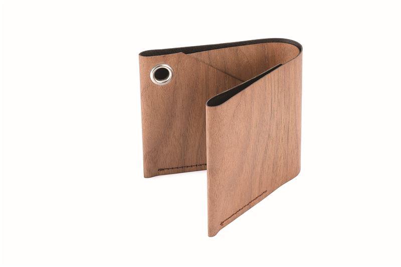 2016年入選作品 木革短匣-胡桃