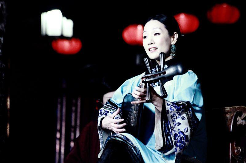 Nanguan music diva Wang Xin-xin