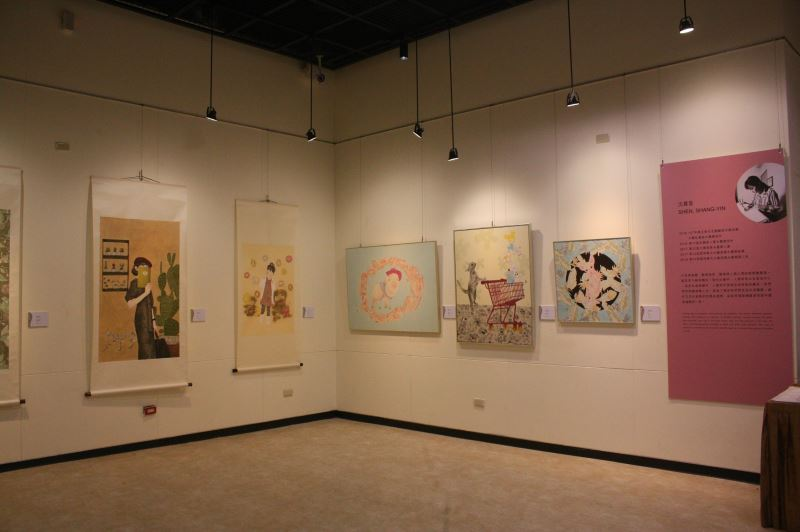 中正紀念堂展覽現場照片  (6)