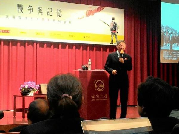 Novelist Pai Hsien-yung
