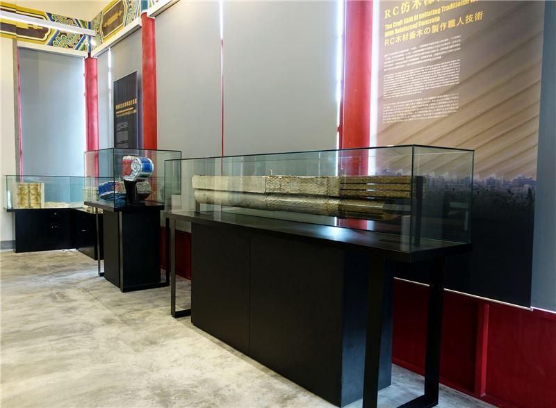 3F 修復室(一)-空間擺設