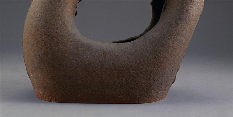 Yang Yuan-tai〈Taichi Pottery clay〉Detail