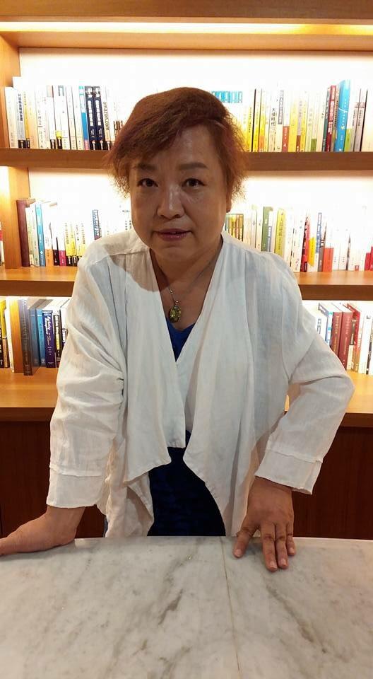 特別貢獻獎得主陳素芳女士