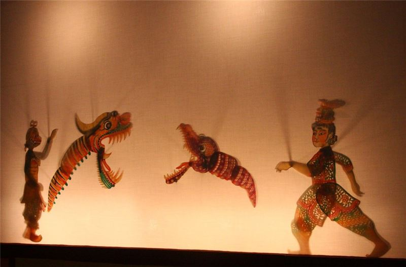 "A scene in "" Journey to the West: Sun Wu-kong Fighting Princess Iron Fan "" (2009)."