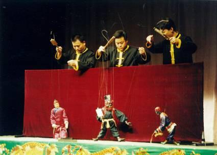泉州木偶劇團