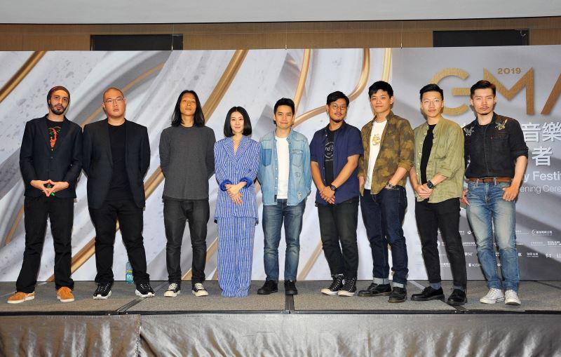 Taiwanese acts LEO37+SOSS, Ann (白安), Mr. Loud Who Chance (三十萬年老虎鉗).