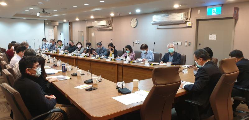 文化部長李永得提出4項工作要點及要求期勉各級主管及同仁共同遵守