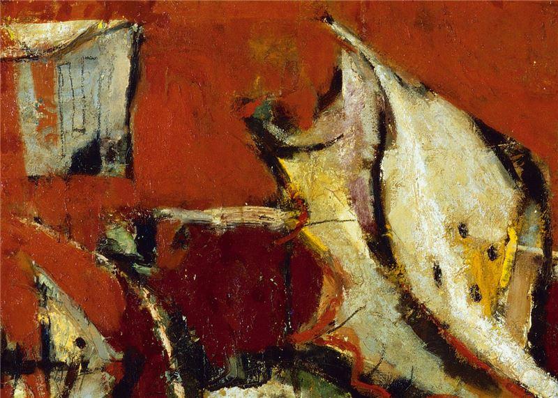 Chen Yin-huei〈Seafood〉Detail