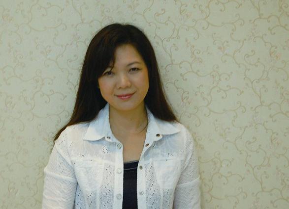 蔡素芬肖像照(來源/聯經出版事業股份有限公司)