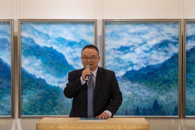 文化部政務次長蕭宗煌致詞