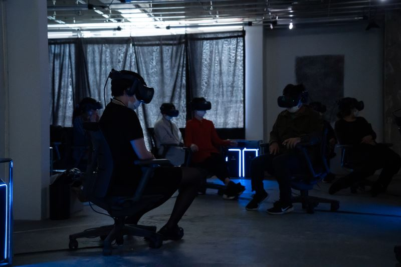 VR Screening of
