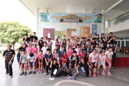 2015兒童工藝夏令營-合照