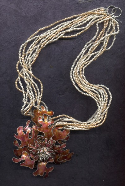 2003   Traditional Peony-Shaped Ornament